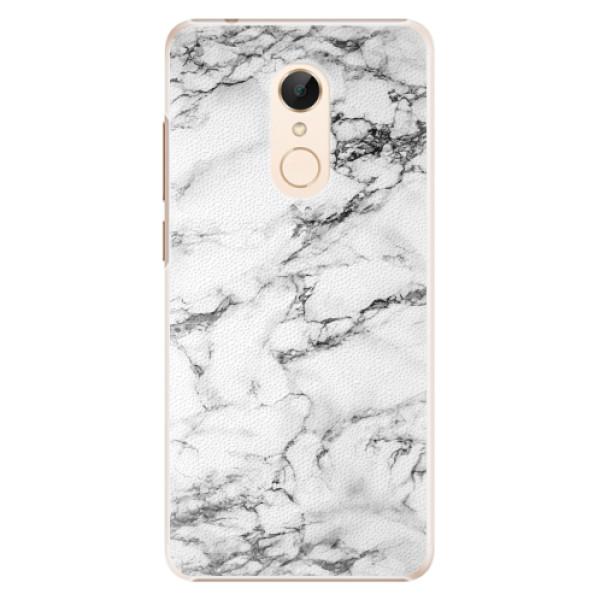 Plastové pouzdro iSaprio - White Marble 01 - Xiaomi Redmi 5