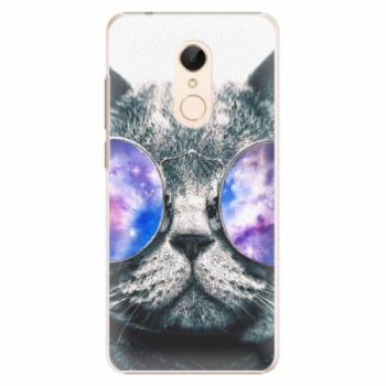 Plastové pouzdro iSaprio - Galaxy Cat - Xiaomi Redmi 5
