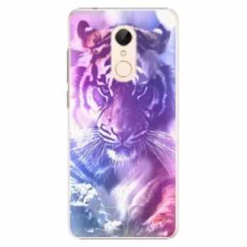 Plastové pouzdro iSaprio - Purple Tiger - Xiaomi Redmi 5