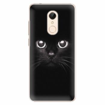 Plastové pouzdro iSaprio - Black Cat - Xiaomi Redmi 5