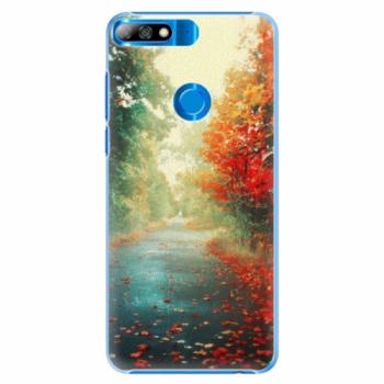 Plastové pouzdro iSaprio - Autumn 03 - Huawei Y7 Prime 2018