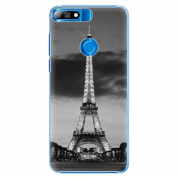 Plastové pouzdro iSaprio - Midnight in Paris - Huawei Y7 Prime 2018