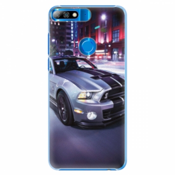 Plastové pouzdro iSaprio - Mustang - Huawei Y7 Prime 2018