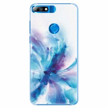Plastové pouzdro iSaprio - Abstract Flower - Huawei Y7 Prime 2018