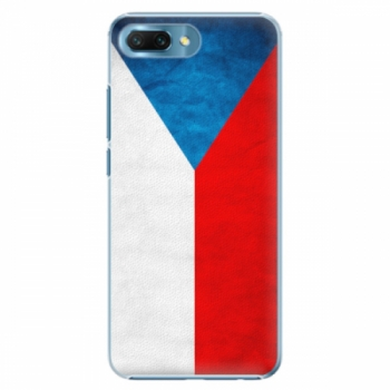 Plastové pouzdro iSaprio - Czech Flag - Huawei Honor 10