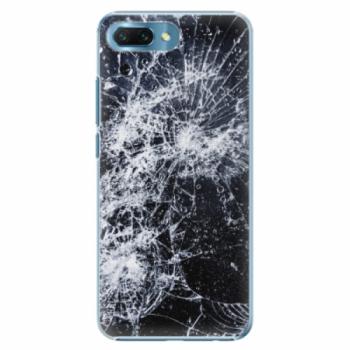 Plastové pouzdro iSaprio - Cracked - Huawei Honor 10