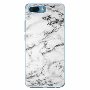 Plastové pouzdro iSaprio - White Marble 01 - Huawei Honor 10