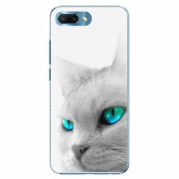Plastové pouzdro iSaprio - Cats Eyes - Huawei Honor 10