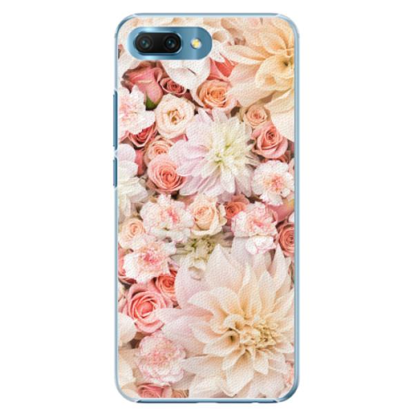 Plastové pouzdro iSaprio - Flower Pattern 06 - Huawei Honor 10
