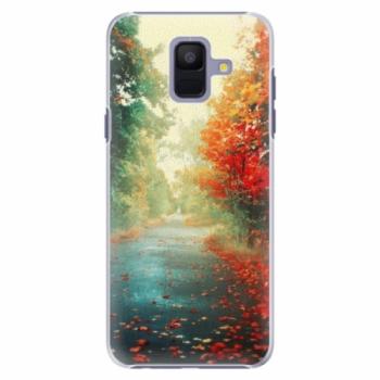 Plastové pouzdro iSaprio - Autumn 03 - Samsung Galaxy A6