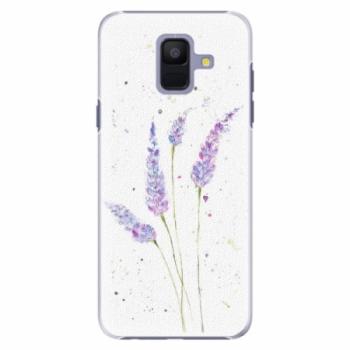 Plastové pouzdro iSaprio - Lavender - Samsung Galaxy A6