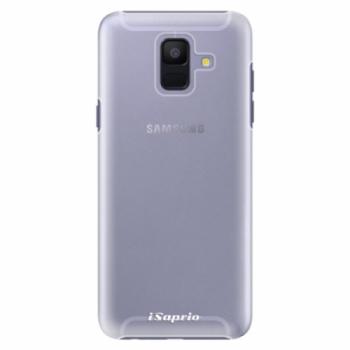 Plastové pouzdro iSaprio - 4Pure - mléčný bez potisku - Samsung Galaxy A6