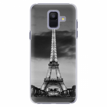 Plastové pouzdro iSaprio - Midnight in Paris - Samsung Galaxy A6