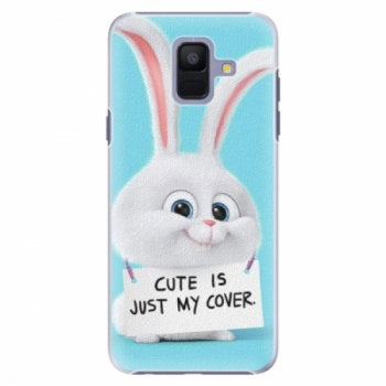 Plastové pouzdro iSaprio - My Cover - Samsung Galaxy A6