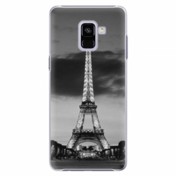 Plastové pouzdro iSaprio - Midnight in Paris - Samsung Galaxy A8+