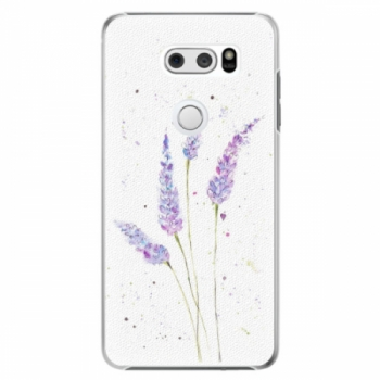 Plastové pouzdro iSaprio - Lavender - LG V30