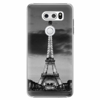 Plastové pouzdro iSaprio - Midnight in Paris - LG V30
