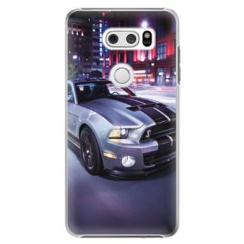 Plastové pouzdro iSaprio - Mustang - LG V30