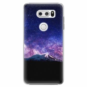 Plastové pouzdro iSaprio - Milky Way - LG V30