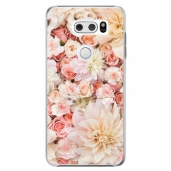 Plastové pouzdro iSaprio - Flower Pattern 06 - LG V30