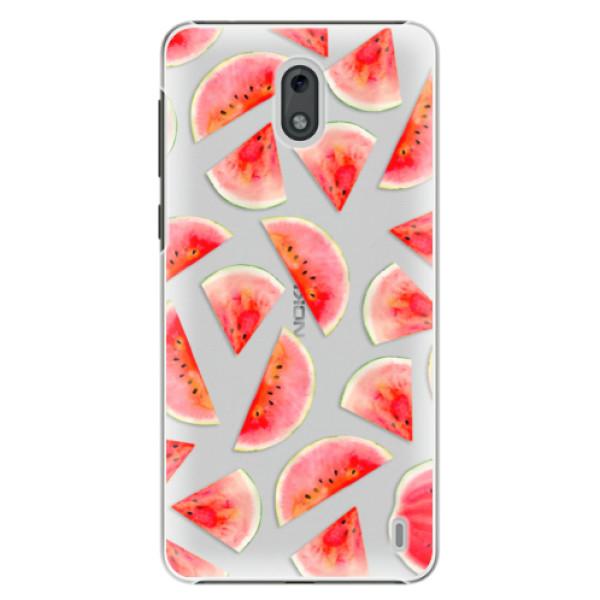 Plastové pouzdro iSaprio - Melon Pattern 02 - Nokia 2