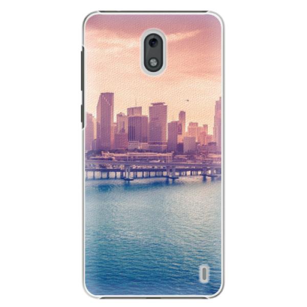 Plastové pouzdro iSaprio - Morning in a City - Nokia 2