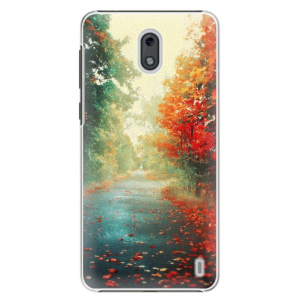 Plastové pouzdro iSaprio - Autumn 03 - Nokia 2