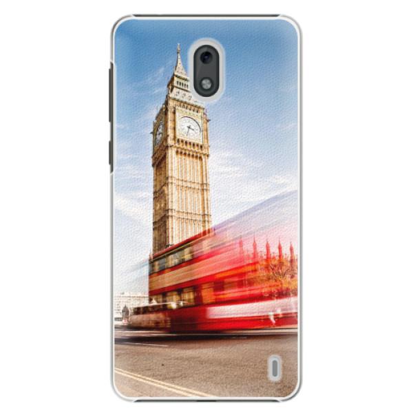 Plastové pouzdro iSaprio - London 01 - Nokia 2