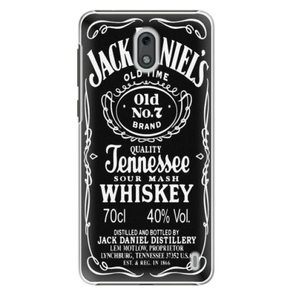 Plastové pouzdro iSaprio - Jack Daniels - Nokia 2