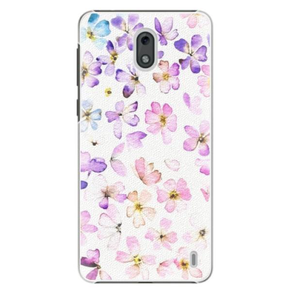 Plastové pouzdro iSaprio - Wildflowers - Nokia 2