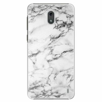 Plastové pouzdro iSaprio - White Marble 01 - Nokia 2