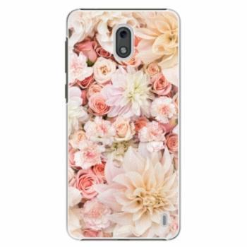 Plastové pouzdro iSaprio - Flower Pattern 06 - Nokia 2