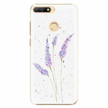 Plastové pouzdro iSaprio - Lavender - Huawei Y6 Prime 2018