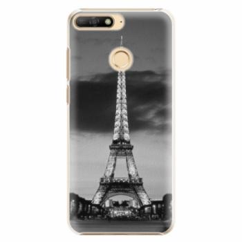 Plastové pouzdro iSaprio - Midnight in Paris - Huawei Y6 Prime 2018