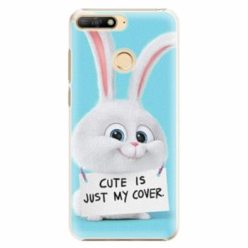 Plastové pouzdro iSaprio - My Cover - Huawei Y6 Prime 2018
