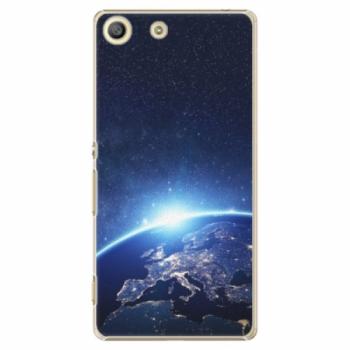 Plastové pouzdro iSaprio - Earth at Night - Sony Xperia M5
