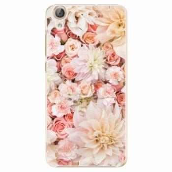 Plastové pouzdro iSaprio - Flower Pattern 06 - Huawei Y6 II