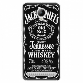 Plastové pouzdro iSaprio - Jack Daniels - Lenovo C2