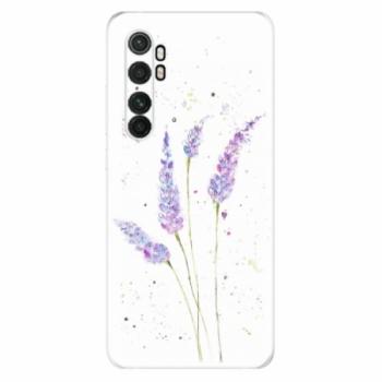 Odolné silikonové pouzdro iSaprio - Lavender - Xiaomi Mi Note 10 Lite