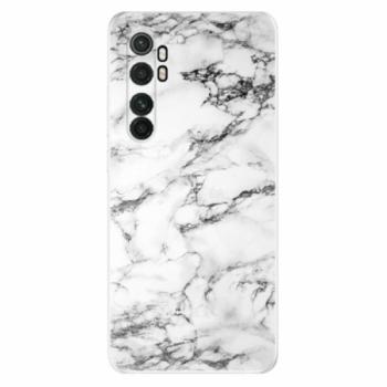 Odolné silikonové pouzdro iSaprio - White Marble 01 - Xiaomi Mi Note 10 Lite