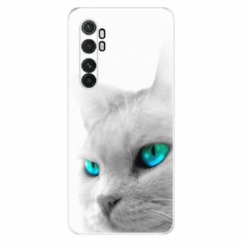 Odolné silikonové pouzdro iSaprio - Cats Eyes - Xiaomi Mi Note 10 Lite