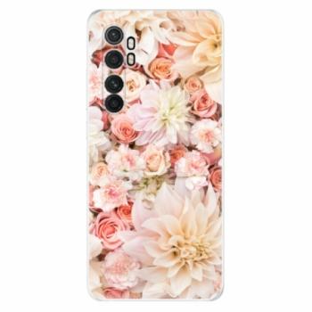Odolné silikonové pouzdro iSaprio - Flower Pattern 06 - Xiaomi Mi Note 10 Lite
