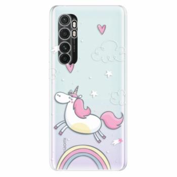 Odolné silikonové pouzdro iSaprio - Unicorn 01 - Xiaomi Mi Note 10 Lite