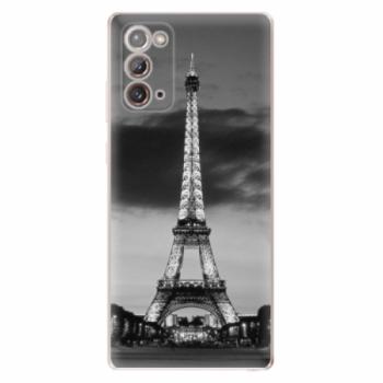 Odolné silikonové pouzdro iSaprio - Midnight in Paris - Samsung Galaxy Note 20