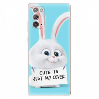 Odolné silikonové pouzdro iSaprio - My Cover - Samsung Galaxy Note 20
