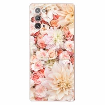 Odolné silikonové pouzdro iSaprio - Flower Pattern 06 - Samsung Galaxy Note 20