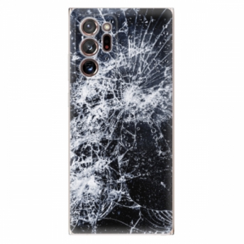 Odolné silikonové pouzdro iSaprio - Cracked - Samsung Galaxy Note 20 Ultra
