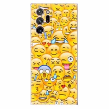 Odolné silikonové pouzdro iSaprio - Emoji - Samsung Galaxy Note 20 Ultra