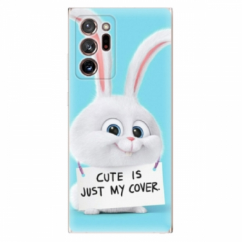 Odolné silikonové pouzdro iSaprio - My Cover - Samsung Galaxy Note 20 Ultra
