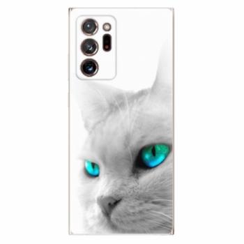 Odolné silikonové pouzdro iSaprio - Cats Eyes - Samsung Galaxy Note 20 Ultra